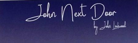 John Next Door Cut and Emboss Folders